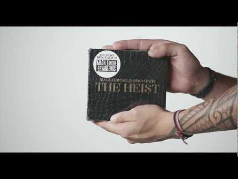 THE HEIST DELUXE EDITION - MACKLEMORE & RYAN LEWIS