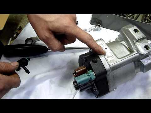 Delphi Common Rail Diesel pump Autopsy Pt1 - Hyundai Terracan and Kia K2700 pump