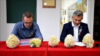 Narodowe Czytanie 2017, 2 września 2017 r., Miejsko-Gminna Biblioteka Publiczna w Węgorzewie. Lekturą