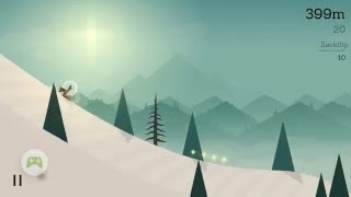 Alto's Adventure: Felipe the Llama - Screencast