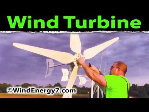 Wind Turbine -htpw7_pl8eQ