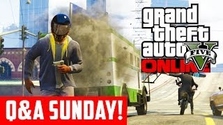 GTA 5 Online Cheater's Pool, Armored Trucks, Fastest