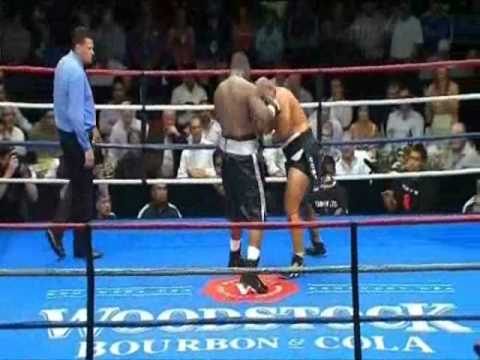 David Tua vs Demetrice King 19/03/11 Part 3/3