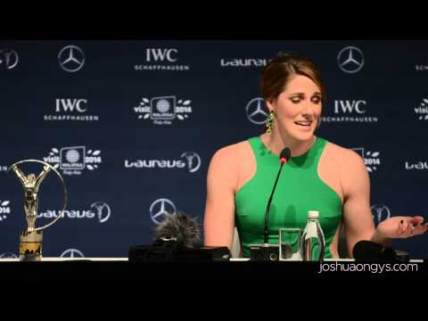 Laureus World Sportswoman of the Year - Missy Franklin