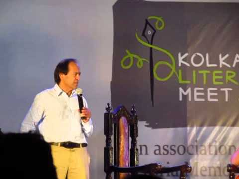 Vikram Seth recites his poem 'Dubious'