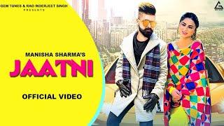 Jaatni Manisha Sharma Ft Tanuja Chauhan Video HD Download New Video HD