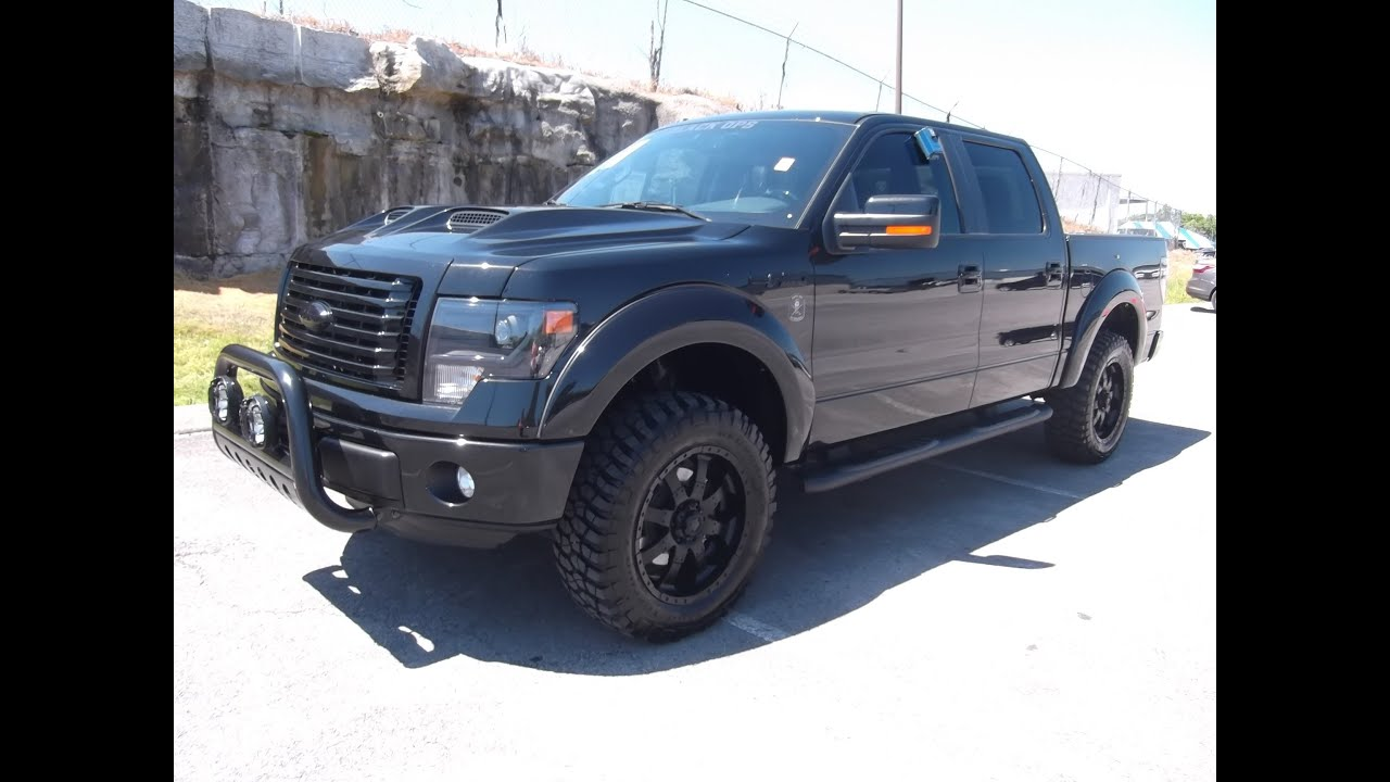 2014 Ford F-150 Black Ops
