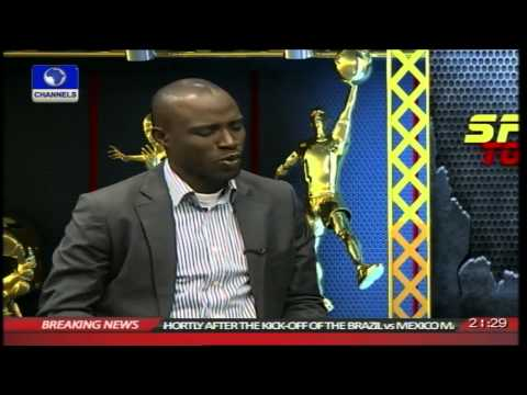 Sports Tonight: Reactions To Ghana's Loss To USA In Brazil 2014