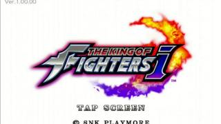 THE KING OF FIGHTERS-i IPhone/iPod Gameplay
