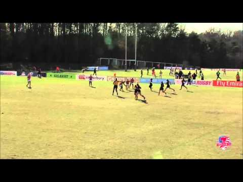 2013 USA Rugby College 7s National Championship: Princeton vs Clemson