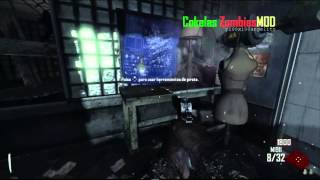 Hack Mods Zombies Black Ops 2 Ps3 (inmortal, Municion