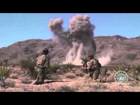 Mỹ: Quân đội thả bom tiêu diệt quái vật khổng lồ