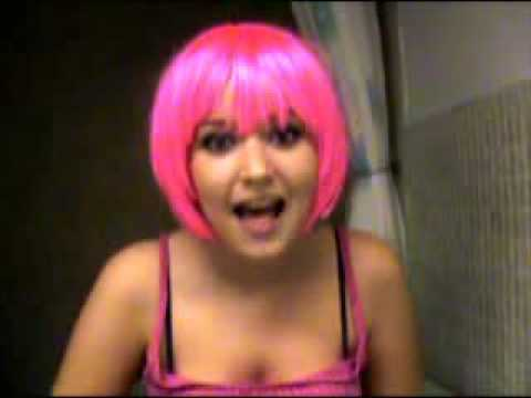 lazy town girl hot and horny