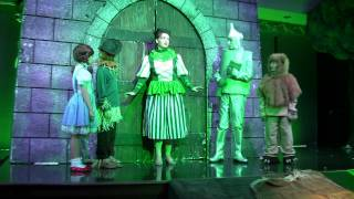 Merry Old Land Of Oz Emerald City Wizard Of Oz Scene 8