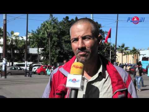 لمغاربة و كيفاش كيشوفو ضرب العيالات