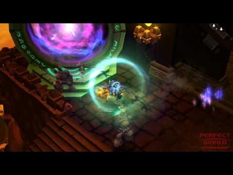Игровой видеоролик с демонстрацией класса  Alchemist