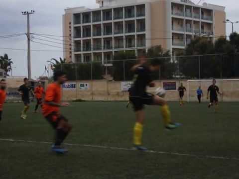 Αετός Πικερμίου - Α.Ε. Μενιδίου 1-1