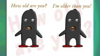 How old are you Song by Peter Weatheral