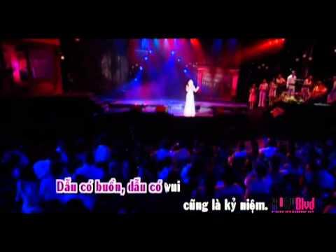 Karaoke - Bạc Tình và Chuyện Thường Tình Hồng Ngọc