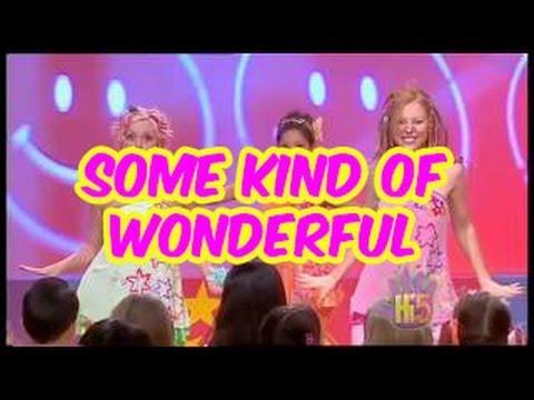 Some Kind Of Wonderful Hi 5 Season 7 Song Of The Week Youtube