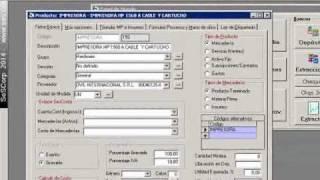 Sistema De Gestión Y Control De Stock, Facturación Y