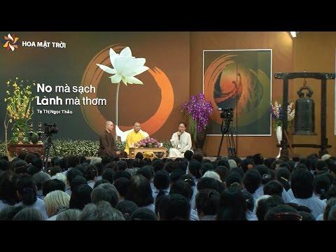 Hoa Mặt Trời 06 - Phật tử Tạ Thị Ngọc Thảo (Lệ Phước - Cát Tường Quân) - Chùa Hoằng Pháp -[HD-720P]