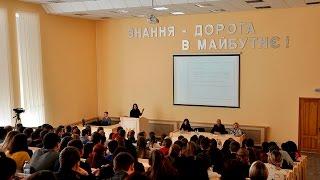 Заступник бізнес-омбудсмена зустрілася зі студентами ХНУВС