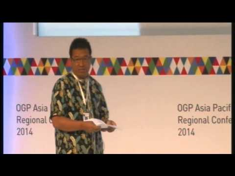 Opening & Lightning Talks - 7 May 2014 - OGP Asia Pacific Regional Conference 2014