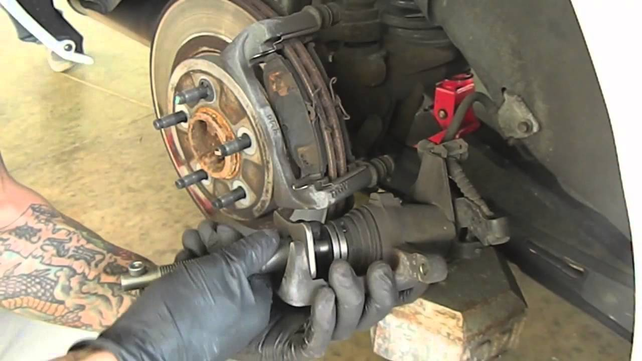 Service Manual  How To Replace Front Brakes On A 2005