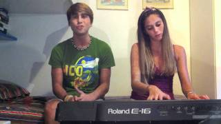 """Me & Ely Singing """"Someone Like You"""" By ADELE (cover)"""
