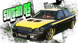 "GTA 5 Online How To Get The Sultan RS ""GTA 5 Rare Cars"" #1"