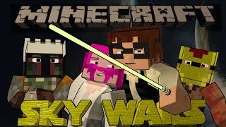 SkyWars STAR WARS EDITION - Ft. MunchingBrotato, Shelby, and Ross