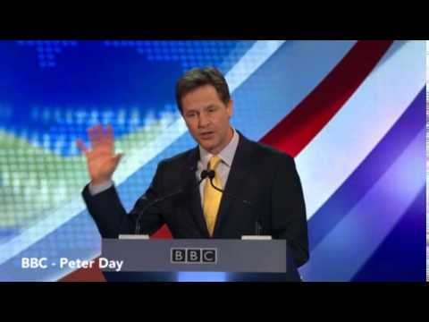 Clegg: 'Nigel Farage says he admires Putin as if it is a game'