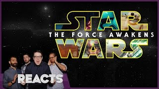 Star Wars  The Force Awakens  SPOILER-FREE  Review – Kinda  Funny  Reacts