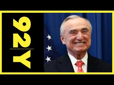 NYPD Commissioner William Bratton on Policing and Surveillance