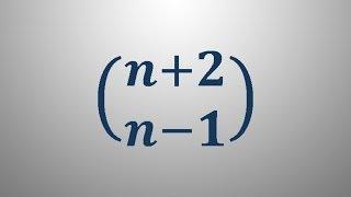 Poenostavljanje binomskega simbola 1