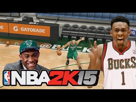NBA 2K15 JABARI PARKER ROOKIE  Jabari Parker Nba 2k14