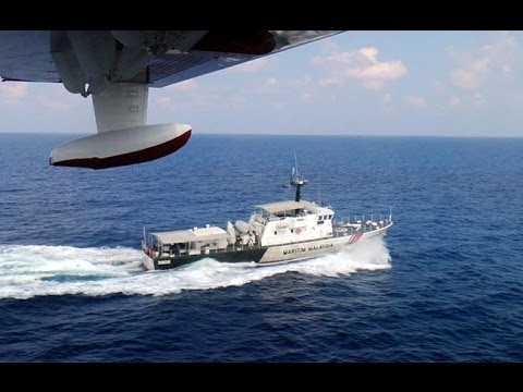 Missing MH370 - search and rescue operation