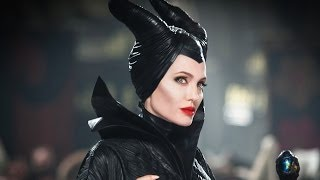 'Maleficent' Evil Fairy Godmother Exclusive Clip