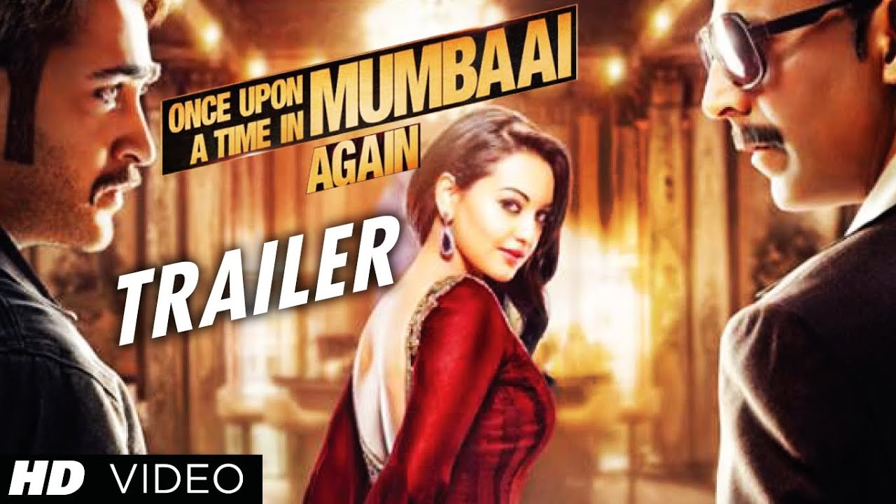 once upon a time in mumbaai again 2 official Trailer