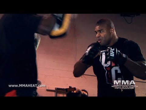 UFC 141: Alistair Overeem Open Workout (complete 10min+)