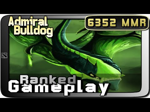 Dota 2 Gameplay: AdmiralBulldog con Viper