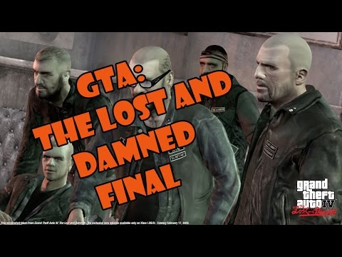 final do GTA lost and damned