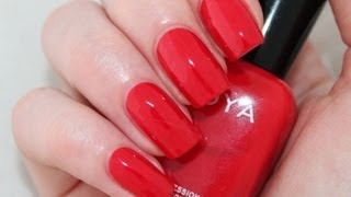 How To Paint Your Nails / Apply Nail Polish Tutorial
