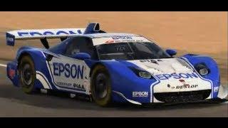 【GT5】【DEMO】 HONDA エプソン NSX '08