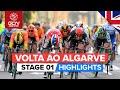 Fabio Jakobsen wins 1st stage Volta ao Algarve em Bicicleta 2020