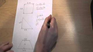 GCSE Algebraic Area How To Find Expressions For The Area