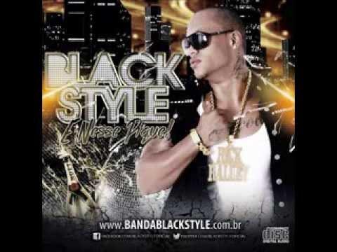CD  Verão 2014  - Black Style - É Nesse Pique