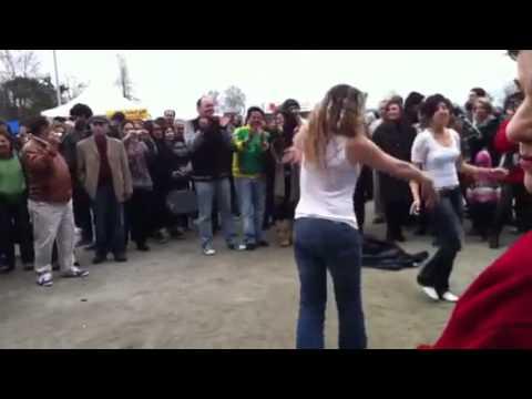 رقص ايرانيان خارج ايران
