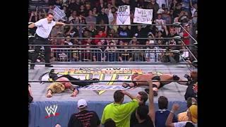 Former WCW Producer Talks Filming Goldberg's Entrance At Halloween ...